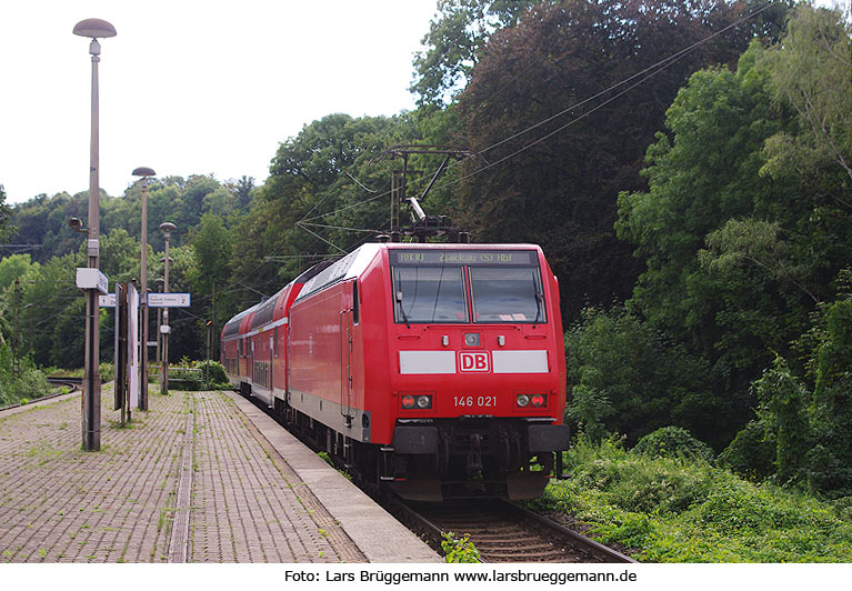 DB Baureihe 146 in Dresden