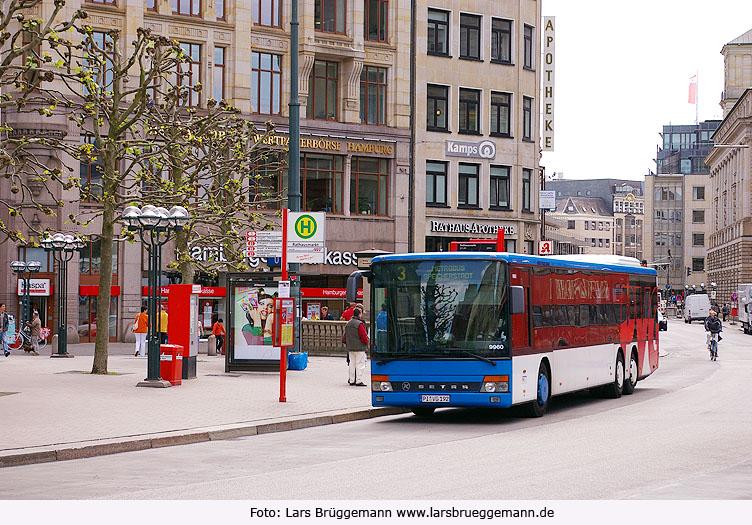 mit elektromobilit t durch hamburg die buslinie 3 in hamburg eine metrobuslinie vormals im. Black Bedroom Furniture Sets. Home Design Ideas