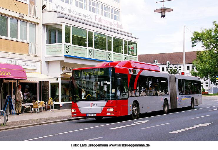 Bus Hildesheim