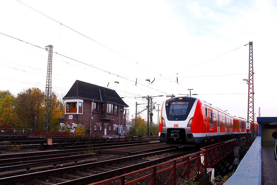 Hamburg Elbgaustraße