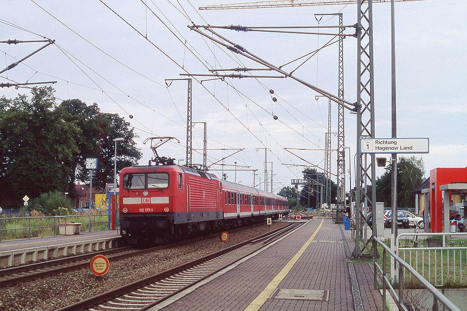 Raiffeisenbank Boizenburg Bahnhof