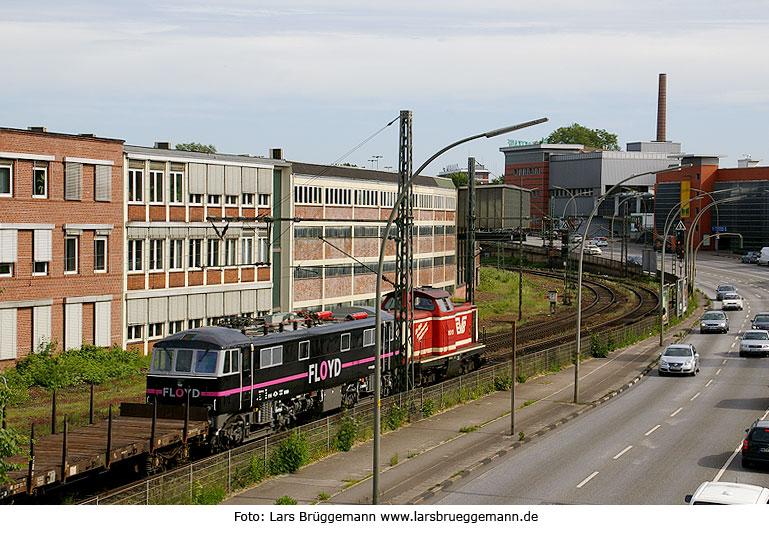 Online Bildband Die Unterelbebahn Von Hamburg Harburg