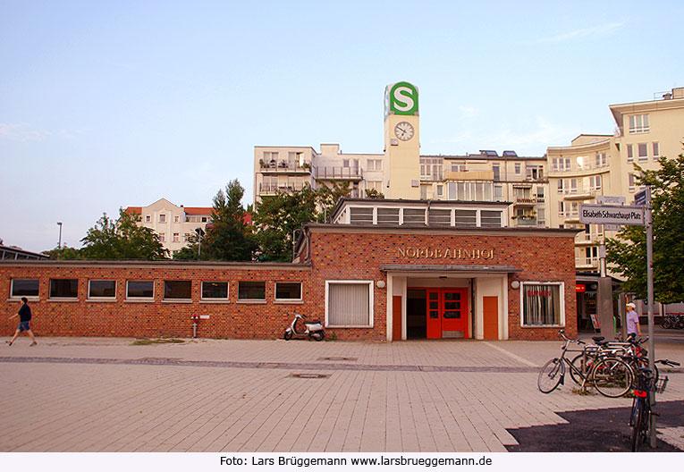 der bahnhof nordbahnhof vormals stettiner bahnnhof der berliner s bahn. Black Bedroom Furniture Sets. Home Design Ideas