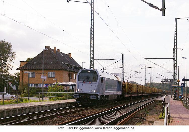 Boizenburg Bahnhof