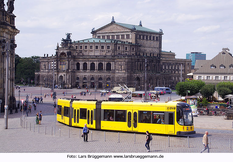 Dresden straßenbahn in Dresdner Straßenbahn