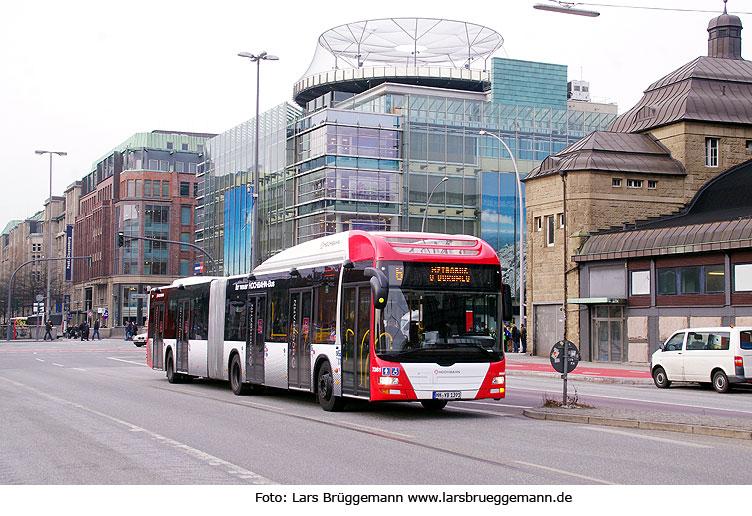 foto und bericht f nft riger man bus bei der hamburger hochbahn regensburger busse. Black Bedroom Furniture Sets. Home Design Ideas